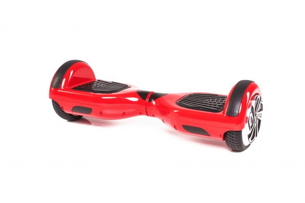 Piros Hoverboard #ihover